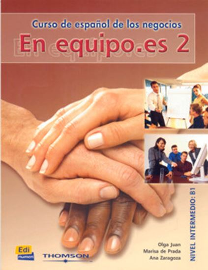 Picture of EN EQUIPO.ES - LIBRO DEL ALUMNO 2