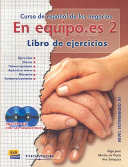 Picture of EN EQUIPO.ES - LIBRO DE EJERCICIOS 2 C/ CD (2)