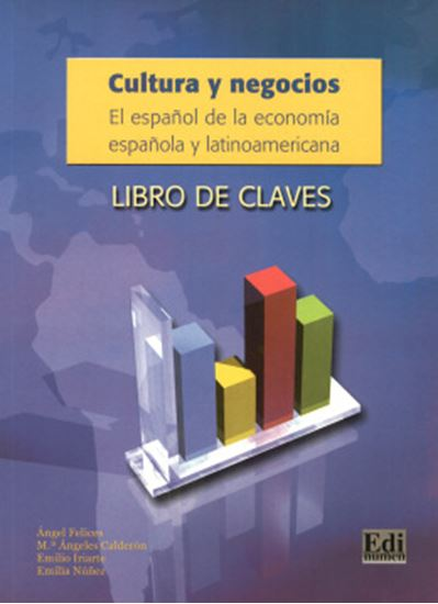 Picture of CULTURA Y NEGOCIOS - LIBRO DE CLAVES