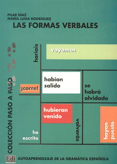 Picture of LAS FORMAS VERBALES