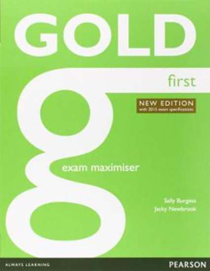 Picture of GOLD FIRST EXAM MAXIMISER WITHOUT KEY - 2ND ED