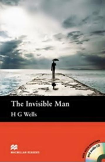 Picture of INVISIBLE MAN,THE (AUDIO CD INCLUDED)
