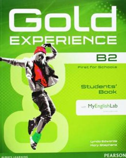 Picture of GOLD EXPERIENCE B2 SB WITH DVD AND MYENGLISHLAB