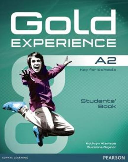 Picture of GOLD EXPERIENCE A2 SB WITH DVD-ROM