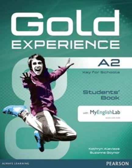 Picture of GOLD EXPERIENCE A2 SB WITH DVD-ROM AND MYENGLISHLAB