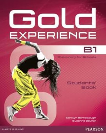 Picture of GOLD EXPERIENCE B1 SB WITH DVD-ROM