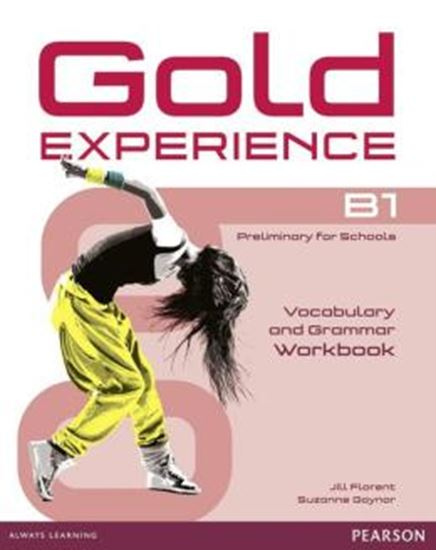 Picture of GOLD EXPERIENCE B1 WB WITHOUT KEY