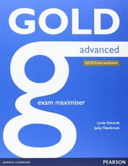 Picture of GOLD ADVANCED EXAM MAXIMISER WITHOUT KEY