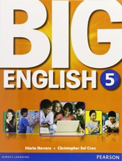 Picture of BIG ENGLISH 5 SB