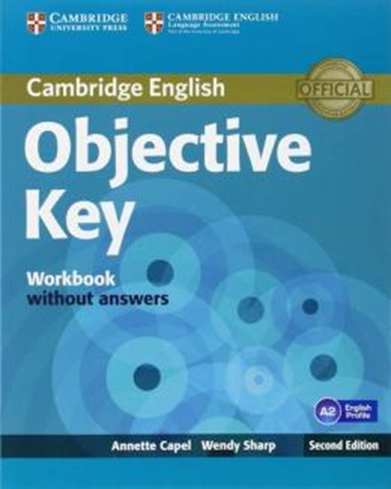 Picture of OBJECTIVE KEY WB WITHOUT ANSWERS - 2ND ED