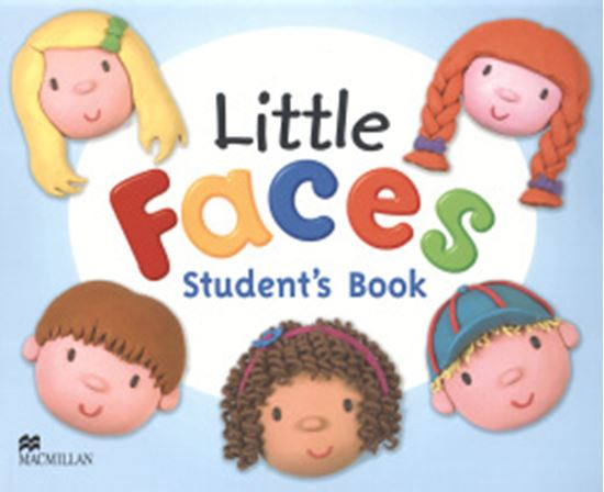 Picture of LITTLE FACES STUDENT´S BOOK