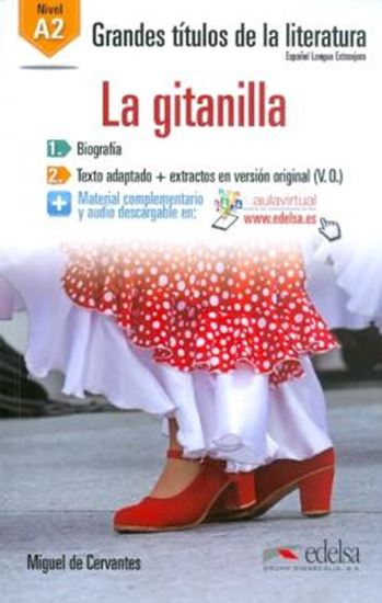 Picture of LA GITANILLA A2 - AUDIO DESCARGABLE EN PLATAFORMA