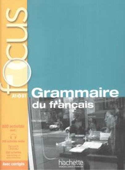 Picture of FOCUS - GRAMMAIRE DU FRANCAIS + CORRIGES + CD AUDIO + PARCOURS DIGITAL