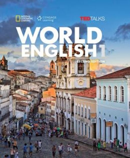 Picture of WORLD ENGLISH 1 SB WITH CD-ROM - 2ND ED
