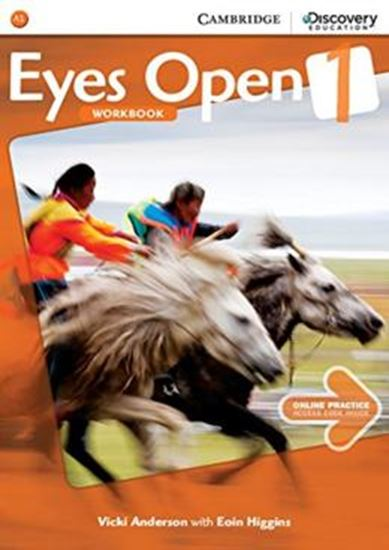 Picture of EYES OPEN 1 WB WITH ONLINE PRACTICE