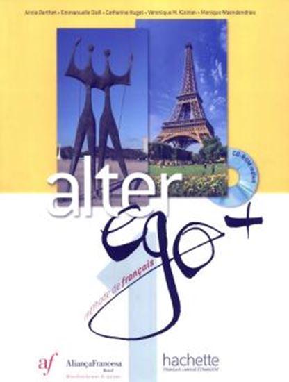 Picture of ALTER EGO + 1 BRESIL - LIVRE DE L´ELEVE