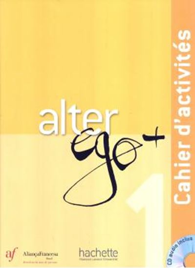 Picture of ALTER EGO + 1 BRESIL - CAHIER D´ACTIVITES
