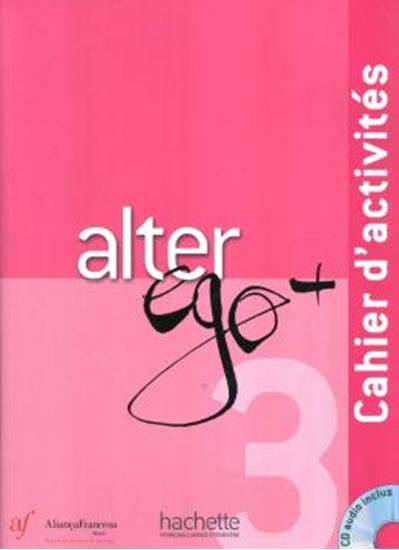 Picture of ALTER EGO + 3 BRESIL - CAHIER D´ACTIVITES + CD