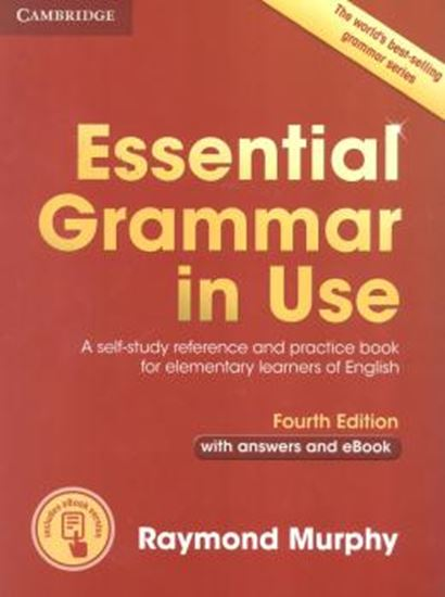 Picture of ESSENTIAL GRAMMAR IN USE WITH ANSWERS AND INTERACTIVE EBOOK - 4TH ED