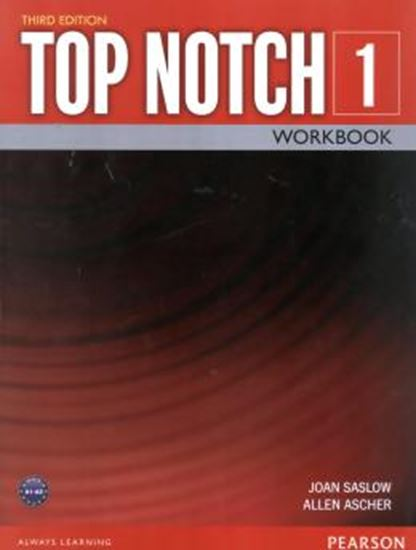 Picture of TOP NOTCH 1 WB - 3RD ED