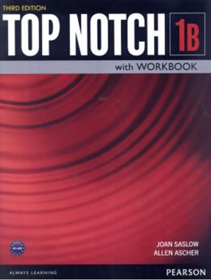 Picture of TOP NOTCH 1B SB WITH WB - 3RD ED