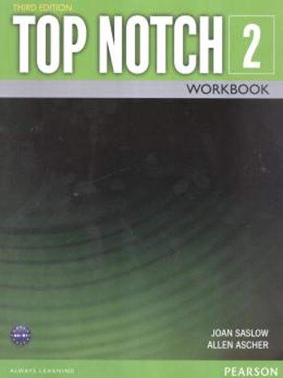 Picture of TOP NOTCH 2 WB - 3RD ED