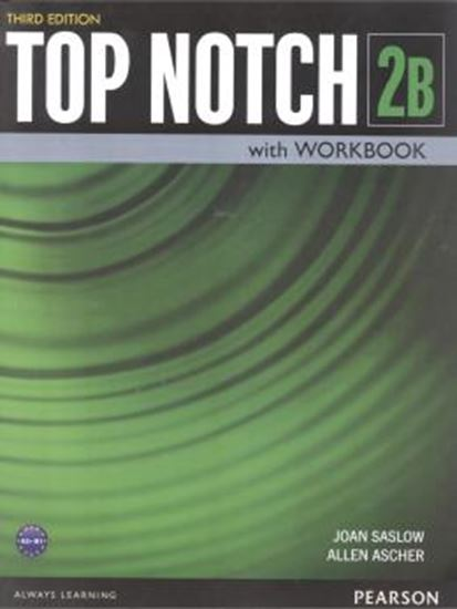 Picture of TOP NOTCH 2B SB WITH WB - 3RD ED