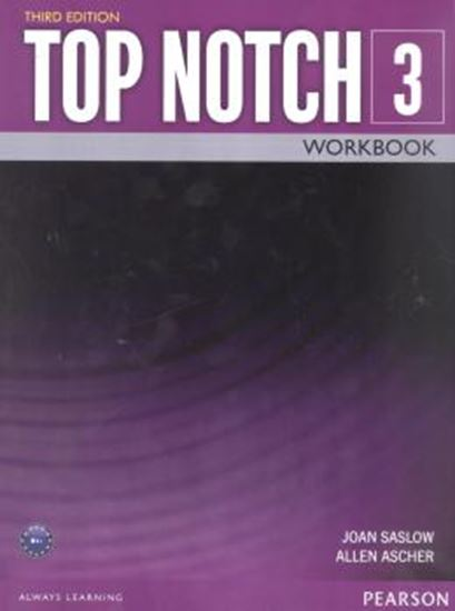 Picture of TOP NOTCH 3 WB - 3RD ED