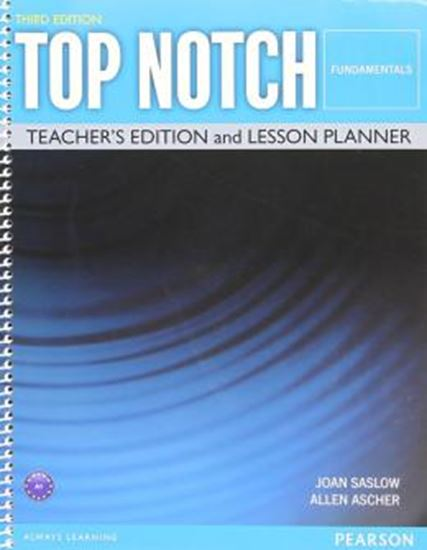 Picture of TOP NOTCH FUNDAMENTALS TEACHERS EDITION - 3RD ED