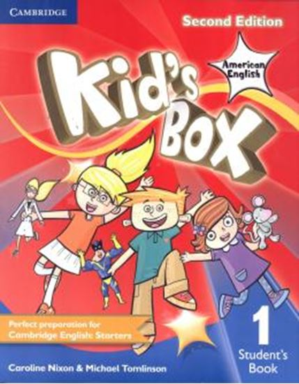 Picture of KIDS BOX AMERICAN ENGLISH 1 SB - 2ND ED