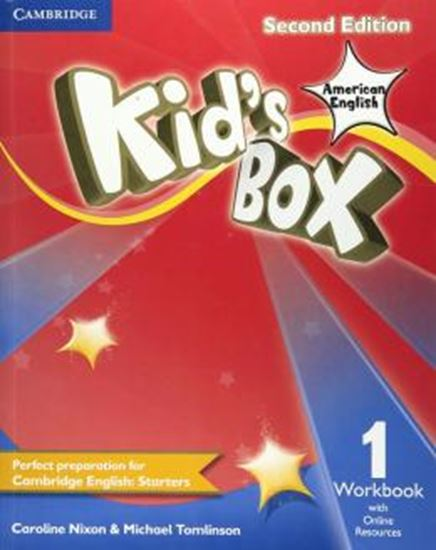 Picture of KIDS BOX AMERICAN ENGLISH 1 WB WITH ONLINE RESOURCES - 2ND ED