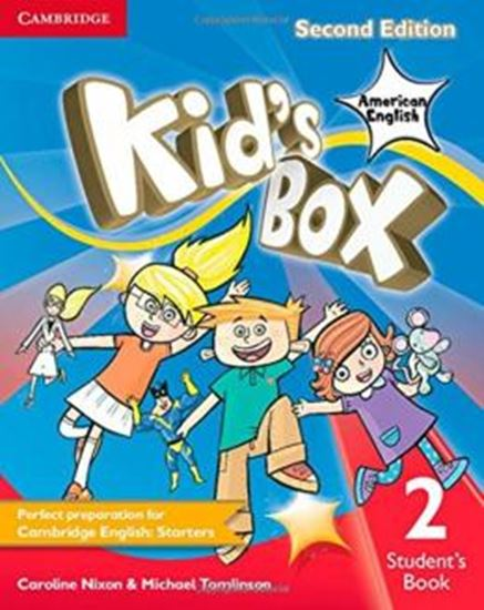 Picture of KIDS BOX AMERICAN ENGLISH 2 SB - 2ND ED