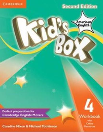 Picture of KIDS BOX AMERICAN ENGLISH 4 WB WITH ONLINE RESOURCES - 2ND ED