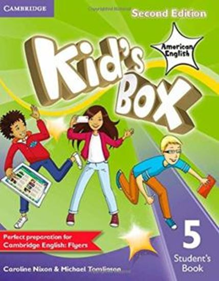 Picture of KIDS BOX AMERICAN ENGLISH 5 SB - 2ND ED