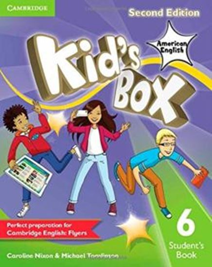 Picture of KIDS BOX AMERICAN ENGLISH 6 SB - 2ND ED