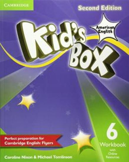 Picture of KIDS BOX AMERICAN ENGLISH 6 WB WITH ONLINE RESOURCES - 2ND ED