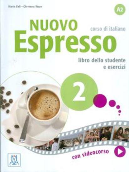 Picture of NUOVO ESPRESSO 2 - LIBRO STUDENTE + DVD ROM