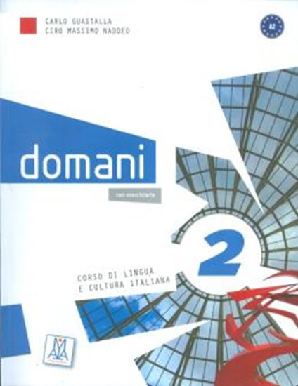 Picture of DOMANI 2 LIBRO + DVD MULTIMEDIALE