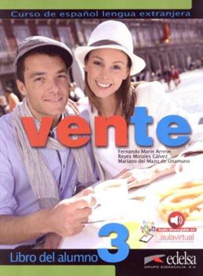 Picture of VENTE 3 LIBRO DEL ALUMNO - AUDIO DESCARGABLE