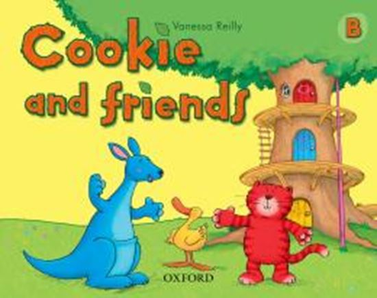 Picture of COOKIE AND FRIENDS SB B - WITH CD
