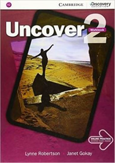 Picture of UNCOVER 2 WB WITH ONLINE PRACTICE