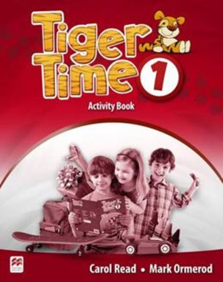 Picture of TIGER TIME 1 ACTIVITY BOOK
