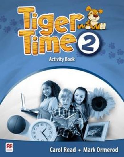 Picture of TIGER TIME 2 ACTIVITY BOOK