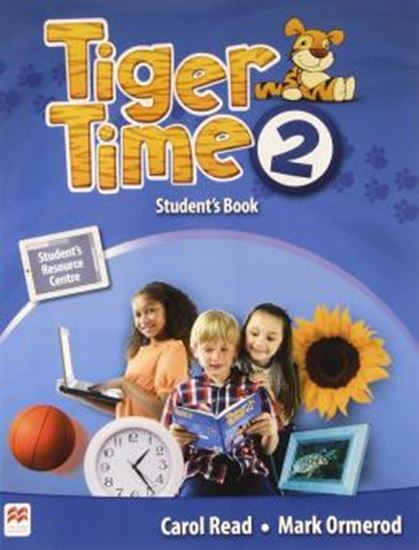 Picture of TIGER TIME 2 SB WITH RESOURCE