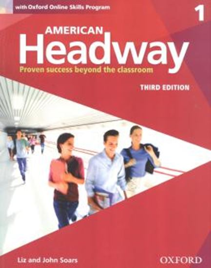 Picture of AMERICAN HEADWAY 1 SB - 3RD ED