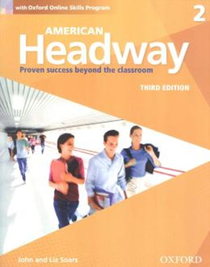 Picture of AMERICAN HEADWAY 2 SB - 3RD ED
