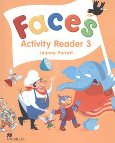 Picture of FACES 3 ACTIVITY READER