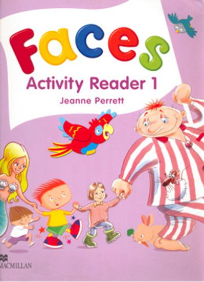 Picture of FACES 1 ACTIVITY READER