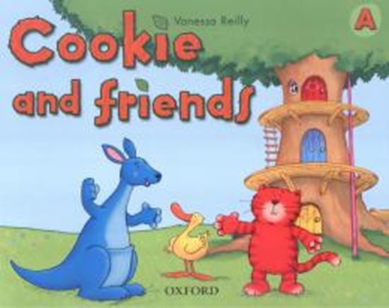 Picture of COOKIE AND FRIENDS SB A - WITH CD