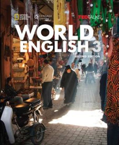Picture of WORLD ENGLISH 3 SB WITH CD-ROM - 2ND ED